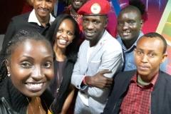 With Bobi Wine